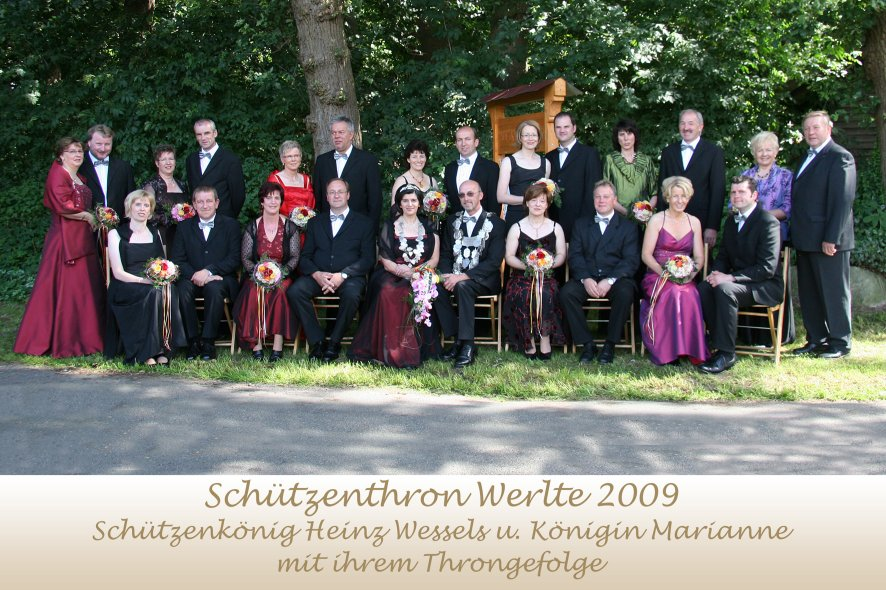 Throngemeinschaft 2009