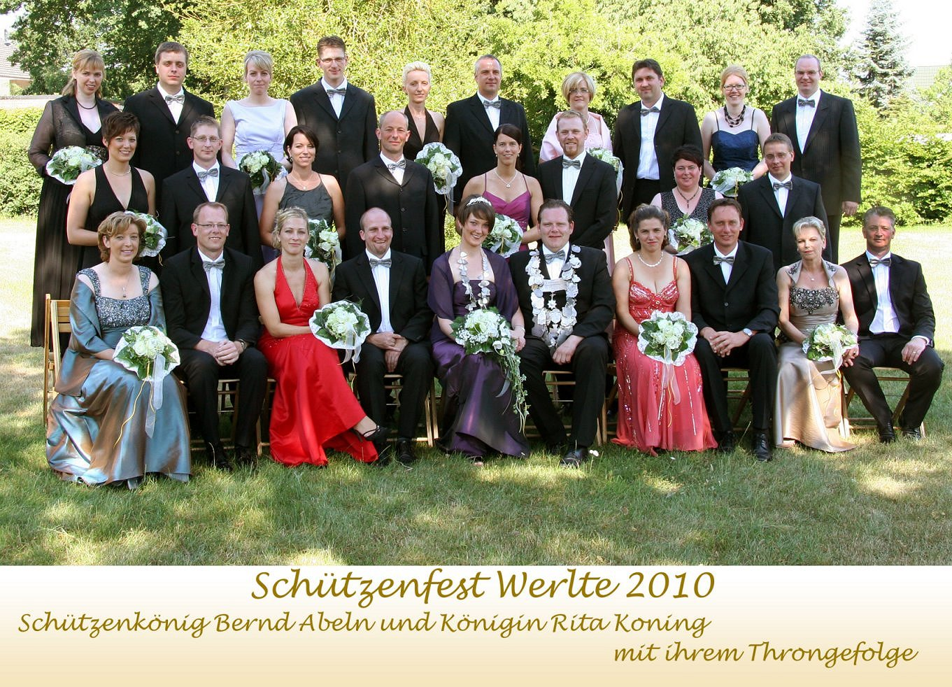 Throngemeinschaft 2010
