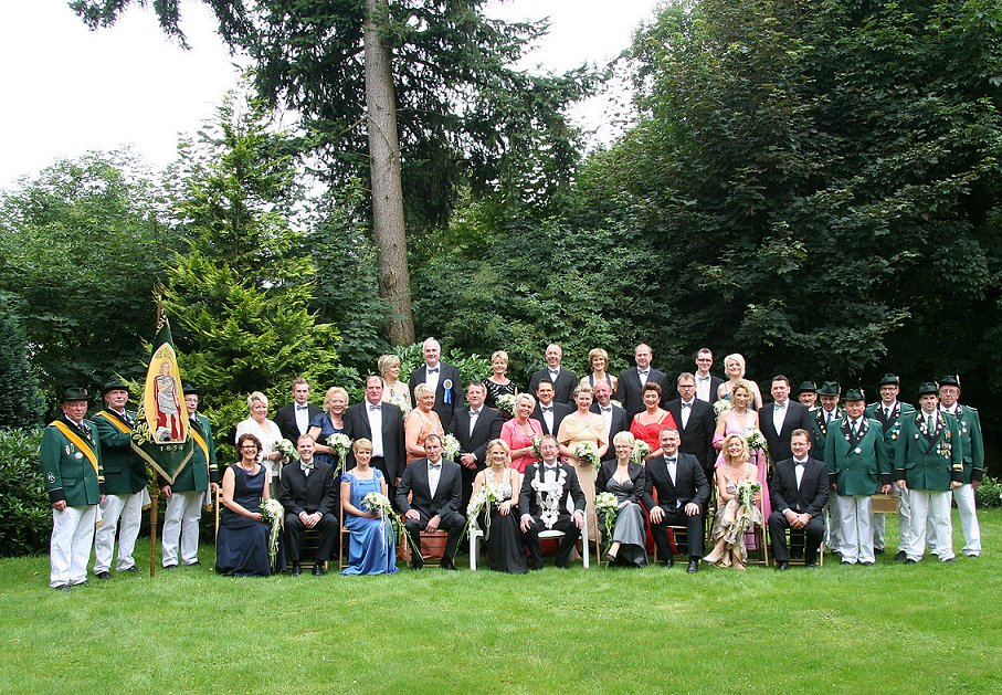 Throngemeinschaft 2012