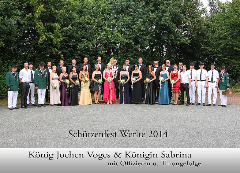Throngemeinschaft 2014